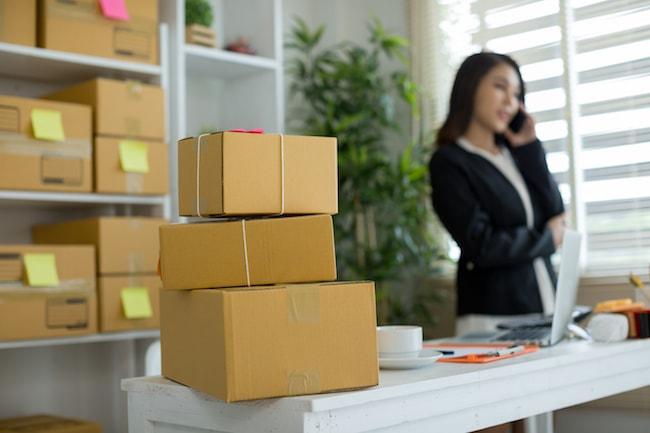 wirtualne biuro pomoże w obsłudze paczek i listów