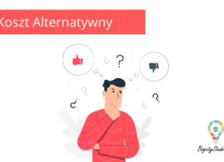 Co to jest koszt alternatywny?