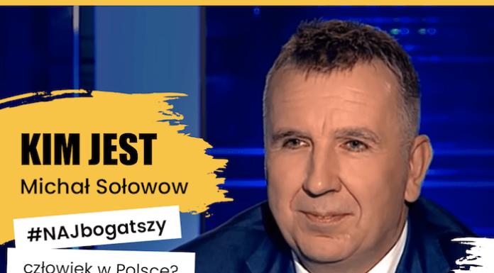 Michał Sołowow - Kim jest najbogatszy Polak